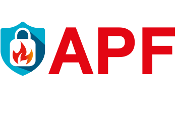 LOGO APF SECURITE